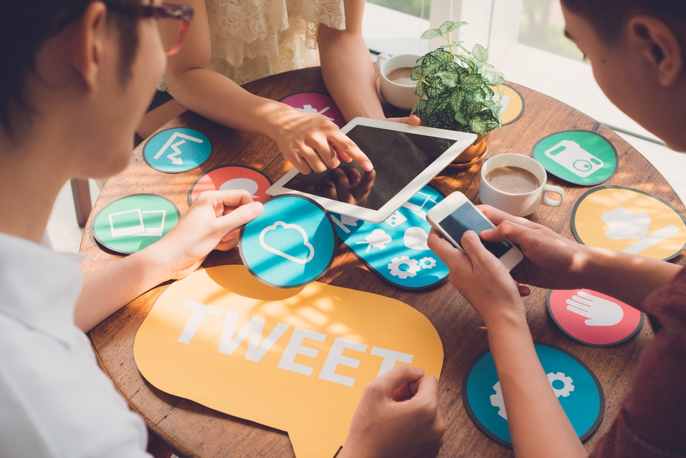 Consumers are using social media, so you should be too.