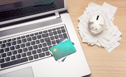 In the last year, Australians spent $17.3 billion shopping online.