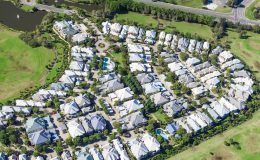 Property investment is shaping superannuation in Australia.