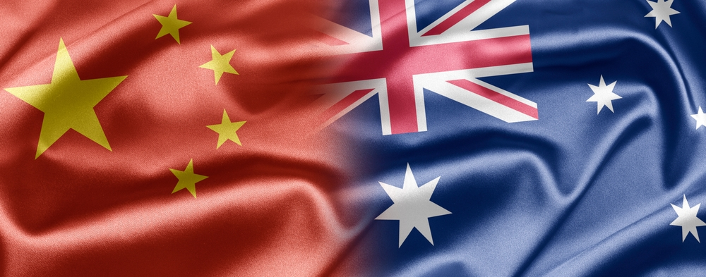 Trade relations with China will be boosted thanks to a new agreement.