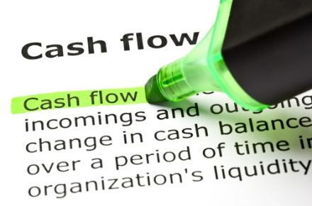 Forecasting cash flow is important to business success.