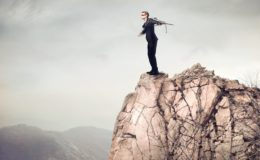 What do you do when your business is in a tough position?