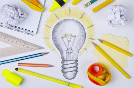 Do you have innovative new ideas for how your business can improve?