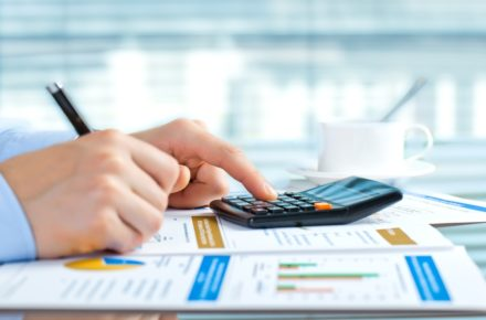 Get an accountant's help with measuring your business' growth.